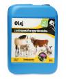 Jedná se o olej z plodu ostropestřce mariánského (Silybum marianum (L.) Gaertn.) lisovaného za studena. Tento produkt se používá jako senzorická (zchutňující) doplňková látka při krmení zvířat.